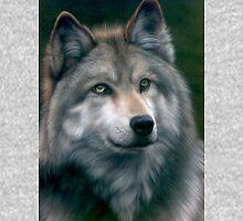 Grey Wolf Unisex T-Shirt