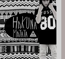 Hakuna Matata by PerthWaetforder
