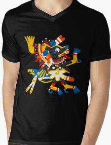 Xolotl Mens V-Neck T-Shirt