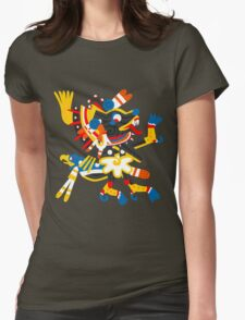 Xolotl Womens Fitted T-Shirt