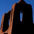 Santa Fe Mission. by fourthwall
