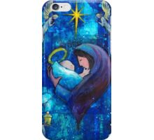 The Heart of Christmas iPhone Case/Skin