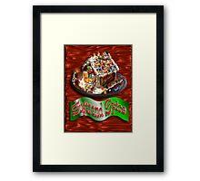 Sugar and Spice Framed Print