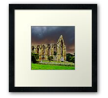 Bolton Abbey Framed Print