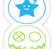 The Fabulous Killjoys - Symbols Sticker