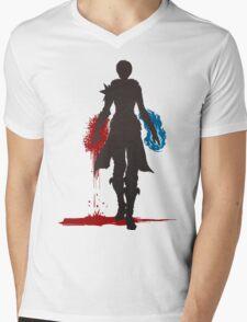 Lady Hawke-Dragon Age II Mens V-Neck T-Shirt