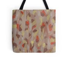 Brown Animal Pattern Tote Bag