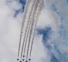 Airshow 1 by Michal Obuchowski