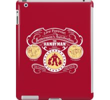 Handyman Autobodies iPad Case/Skin