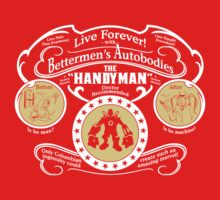 Handyman Autobodies Kids Clothes