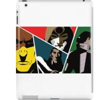 Villains of Korra iPad Case/Skin