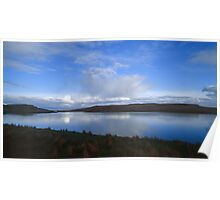 serenity on the isle of skye Poster