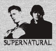Supernatural - Sam & Dean by jana24