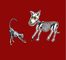 Dead Cats and Dogs - Graffiti Tees 5 by DAdeSimone