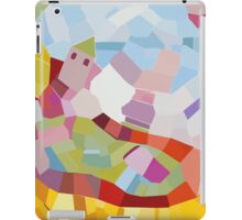 Color World iPad Case/Skin