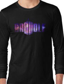 Doctor Who Badwolf - Galaxy # 1 Long Sleeve T-Shirt