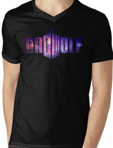 Doctor Who Badwolf - Galaxy # 1 Mens V-Neck T-Shirt