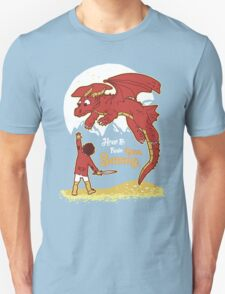 How to Train your Smaug Unisex T-Shirt