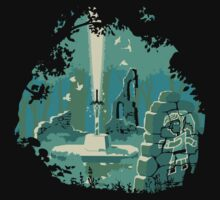 Between Two Worlds Kids Tee