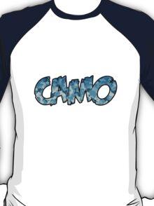 Camo (blue) T-Shirt