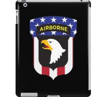 101ST AIRBORNE DIVISION PATRIOT iPad Case/Skin