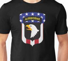 101ST AIRBORNE DIVISION PATRIOT Unisex T-Shirt