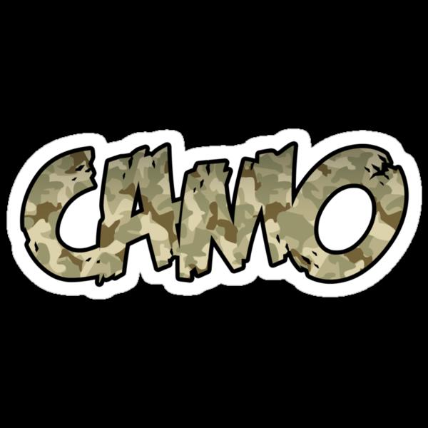 camo (green) by quigonjim