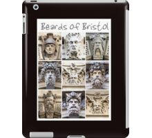 Beards of Bristol iPad Case/Skin