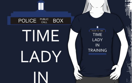 Time Lady In Training by TesniJade