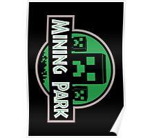 Mining Park v2 Poster