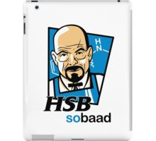 Heisenberg... so baad! IPad iPad Case/Skin