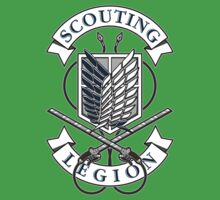 Scouting Legion Kids Clothes