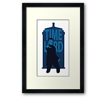 Twelfth Time Lord Framed Print