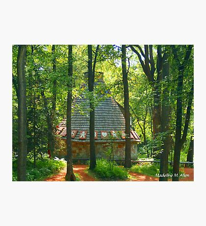 The Witch's Hut Photographic Print