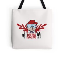 Dexter Laboratory Tote Bag