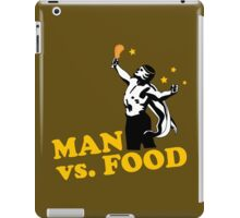 Man vs. Food IPad iPad Case/Skin