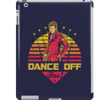 Dance Off Bro! (Distressed) iPad Case/Skin