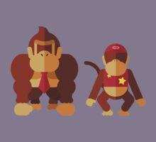 Cool monkeys Kids Tee