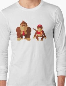 Cool monkeys Long Sleeve T-Shirt