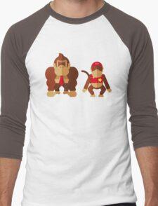Cool monkeys Men's Baseball ¾ T-Shirt