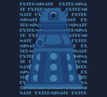 Exterminate Blue by Saintsecond