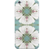 four flowers iPhone Case/Skin