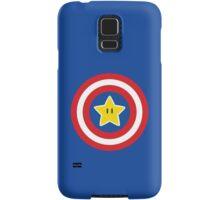 Captain Mario Samsung Galaxy Case/Skin