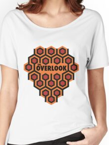 The Shining Overlook Hotel Women's Relaxed Fit T-Shirt
