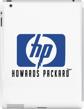 Howards Packard IPad by Saintsecond