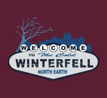 Welcome to Winterfell by Saintsecond