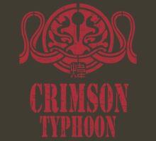 Crimsom Warrior by Saintsecond