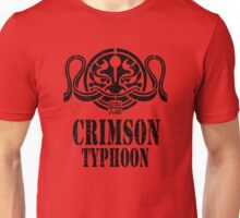 Crimsom Warrior Unisex T-Shirt