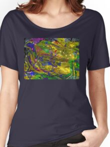 dappled lights and colors Women's Relaxed Fit T-Shirt