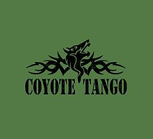 Coyote Corpse by Saintsecond